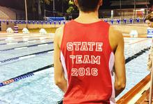 Proud to represent Redlands Swim Club at McDonald State Champs